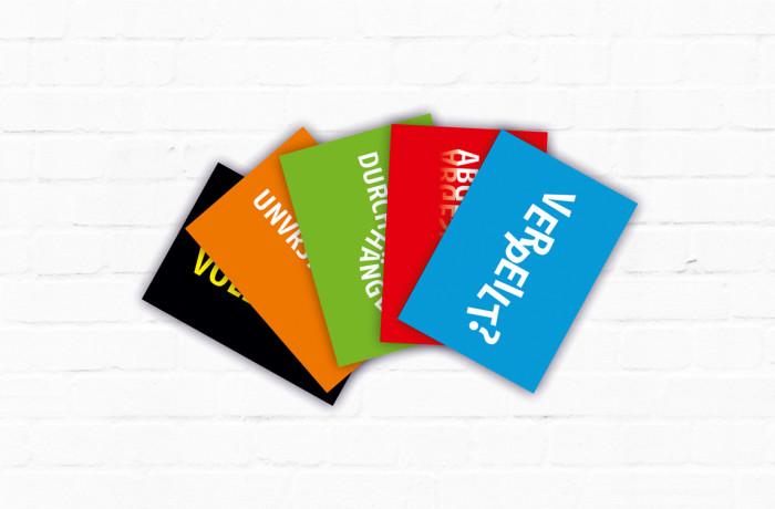 Postkarten & Werbekarten